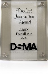 Ariix_DSMAproductAward-Puritii_2015のコピー